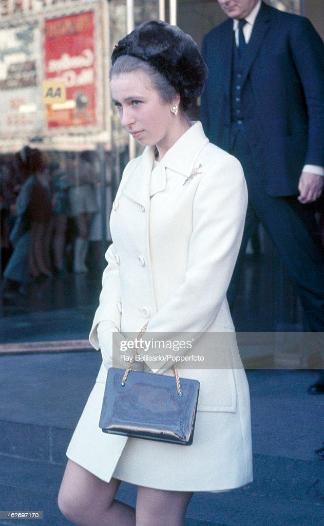 Princess Anne In London : News Photo