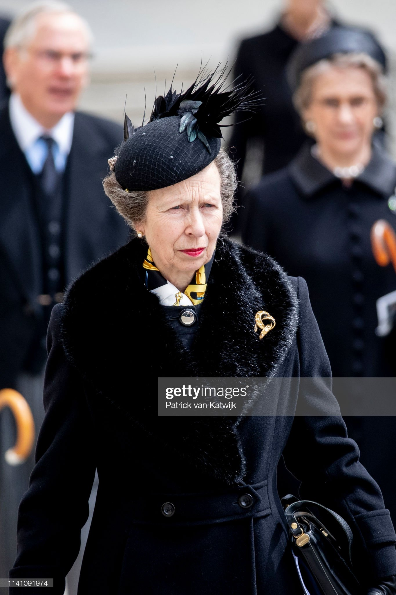 Похороны Великого Герцога Жана https://media.gettyimages.com/photos/princess-anne-of-the-united-kingdom-attends-the-funeral-of-grand-duke-picture-id1141091974?s=2048x2048