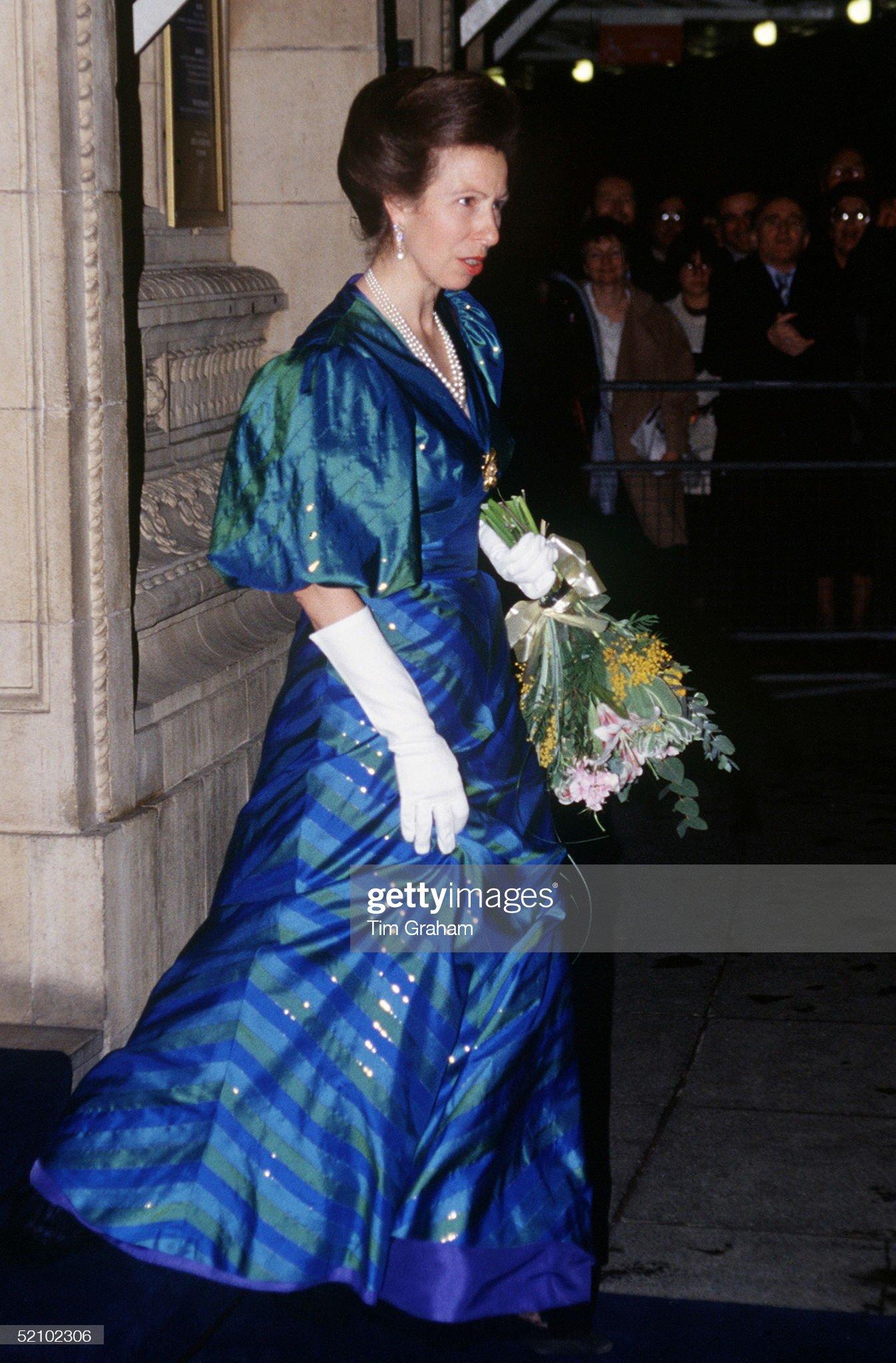 Anne Ballet Albert Hall : News Photo