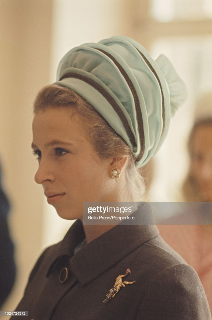 Princess Anne In Germany : News Photo