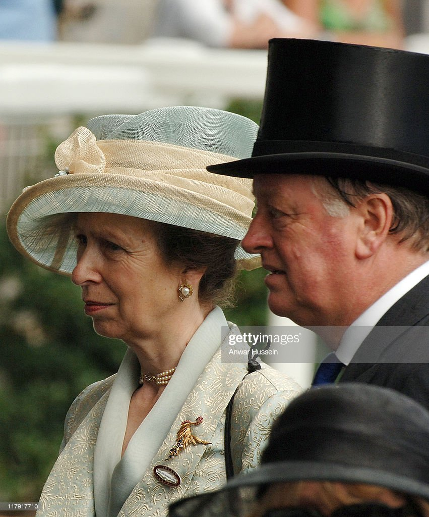 First Day of Royal Ascot on June 19, 2007