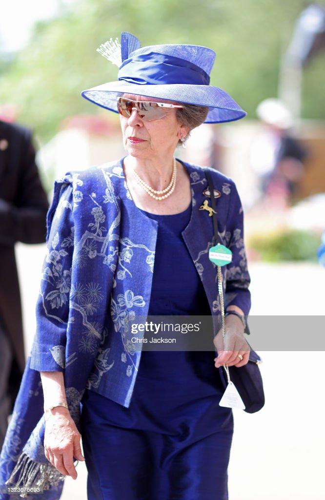 2021 Royal Ascot - Day One : News Photo