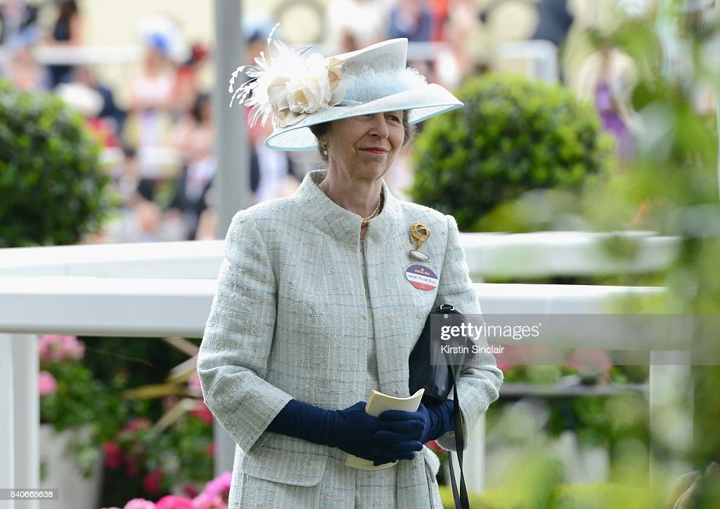 Royal Ascot 2016 - Day 3 : News Photo