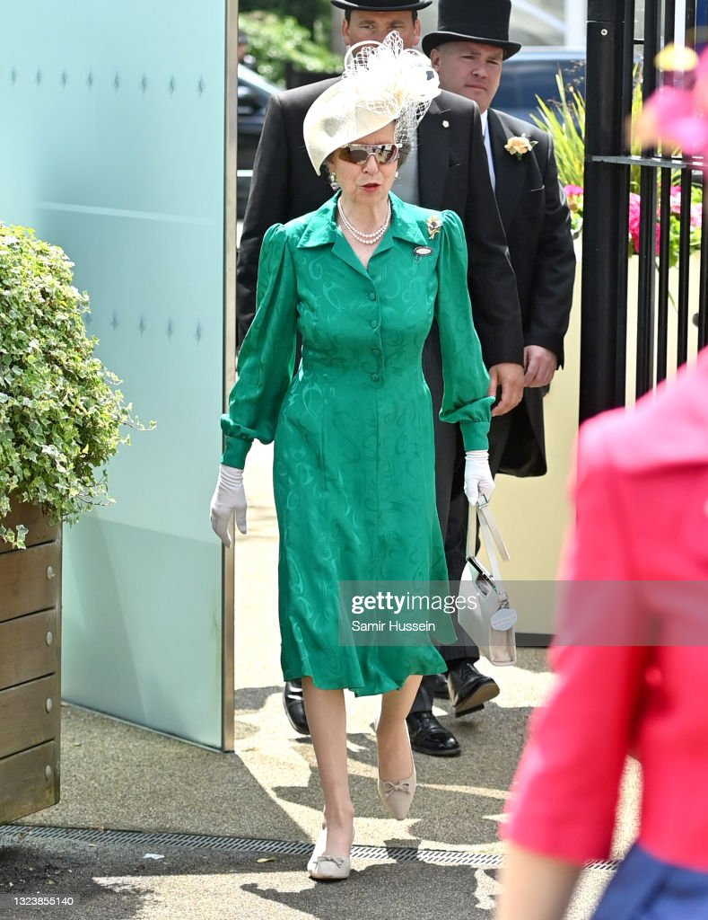2021 Royal Ascot - Day Two : News Photo