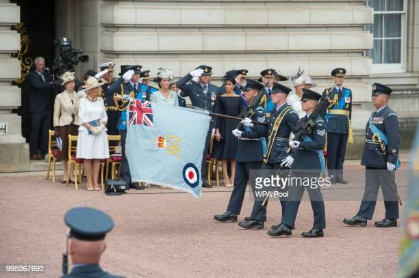 Princess Anne Princess Royal Camilla Duchess of Cornwall Prince William Duke of Cambridge Catherine Duchess of Cambridge Prince Harry Duke of Sussex...