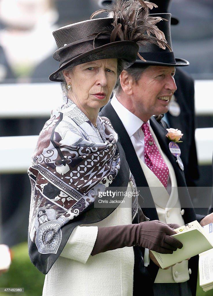Royal Ascot - Day 2 : News Photo