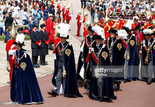 Princess Anne Princess Royal Prince Andrew Duke of York Prince Edward Earl of Wessex King Felipe of Spain and King WillemAlexander of the Netherlands...
