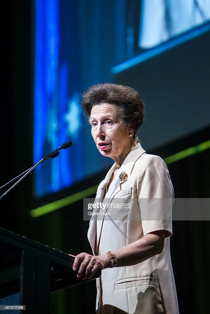 The Princess Royal Attends 26th Commonwealth Agricultural Conference : News Photo