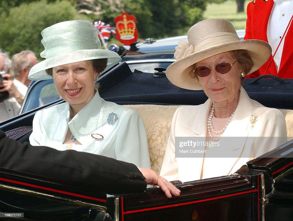 Royal Ascot 2002 : News Photo