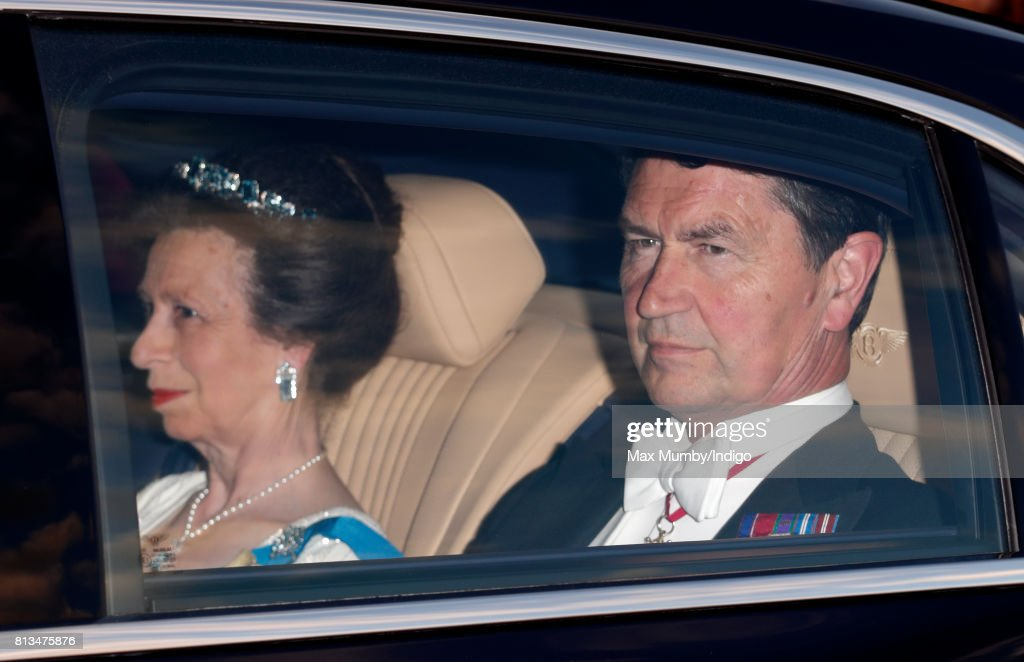 State Visit Of The King And Queen Of Spain - Day 1 : ニュース写真