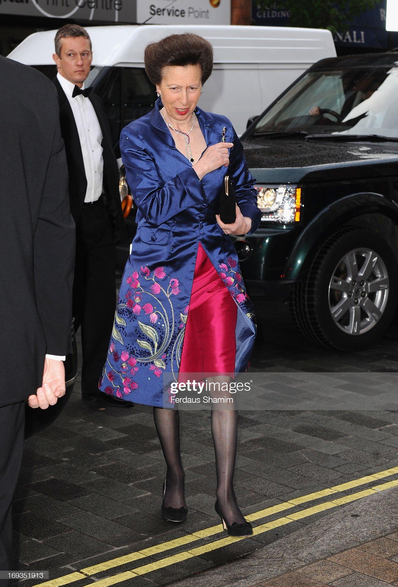 NatWest UK Fashion & Textile Awards 2013 : News Photo