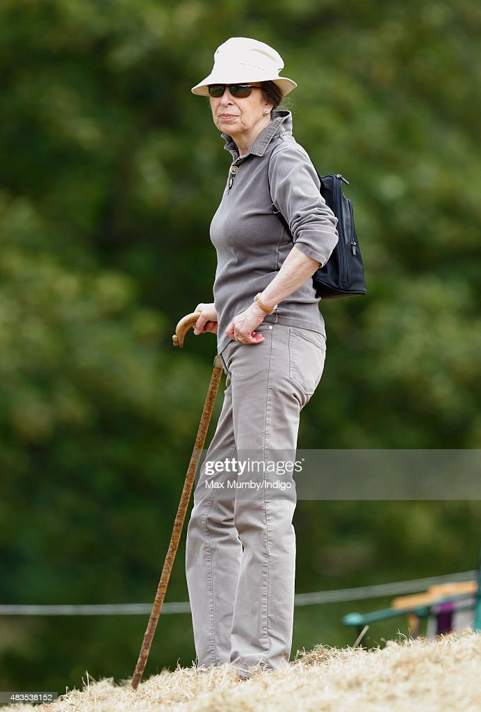 The Festival Of British Eventing : News Photo