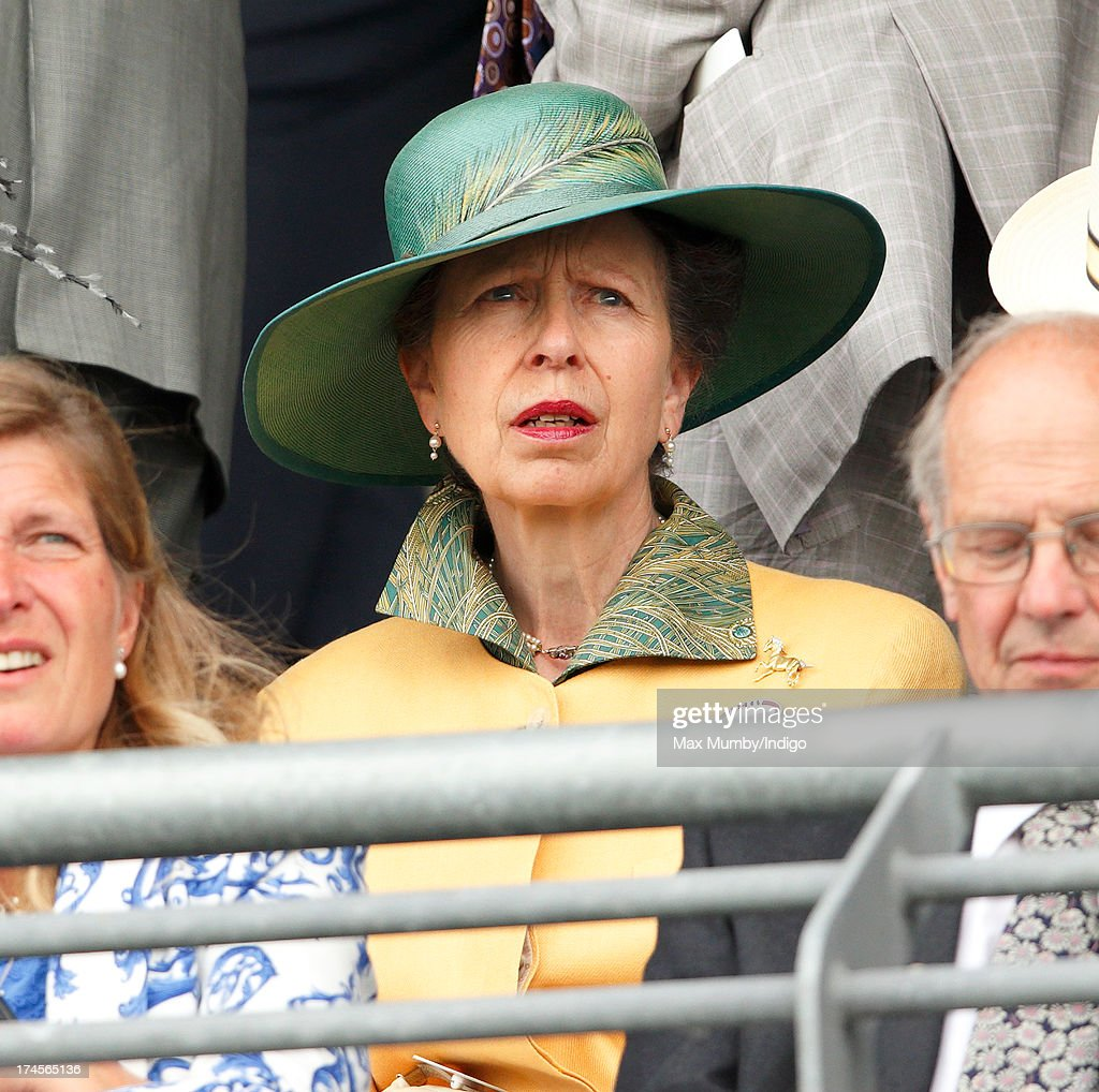 King George Day - Ascot Races : News Photo