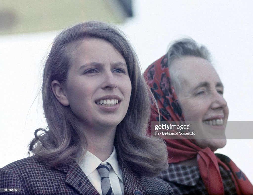 Princess Anne During The Royal Windsor Horse Trials : News Photo