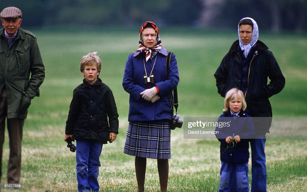 British Royalty : News Photo