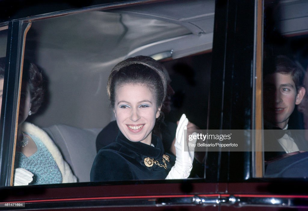 Princess Anne : News Photo