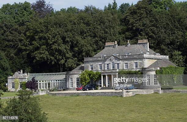 Princess Anne's Home, Gatcombe Park In Gloucestershire