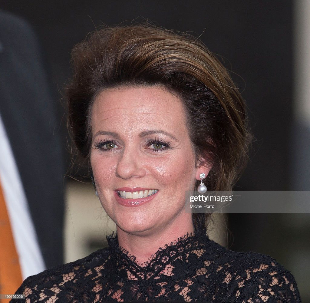 Princess Annette The Netherlands arrives for festivities marking the final celebrations of 200 years Kingdom of The Netherlands on September 26, 2015 in Amsterdam, Netherlands
