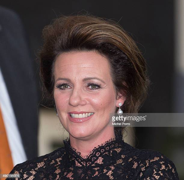 Princess Annette The Netherlands arrives for festivities marking the final celebrations of 200 years Kingdom of The Netherlands on September 26 2015...