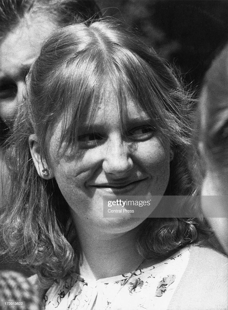 Princess Astrid of Belgium, 13th June 1979.