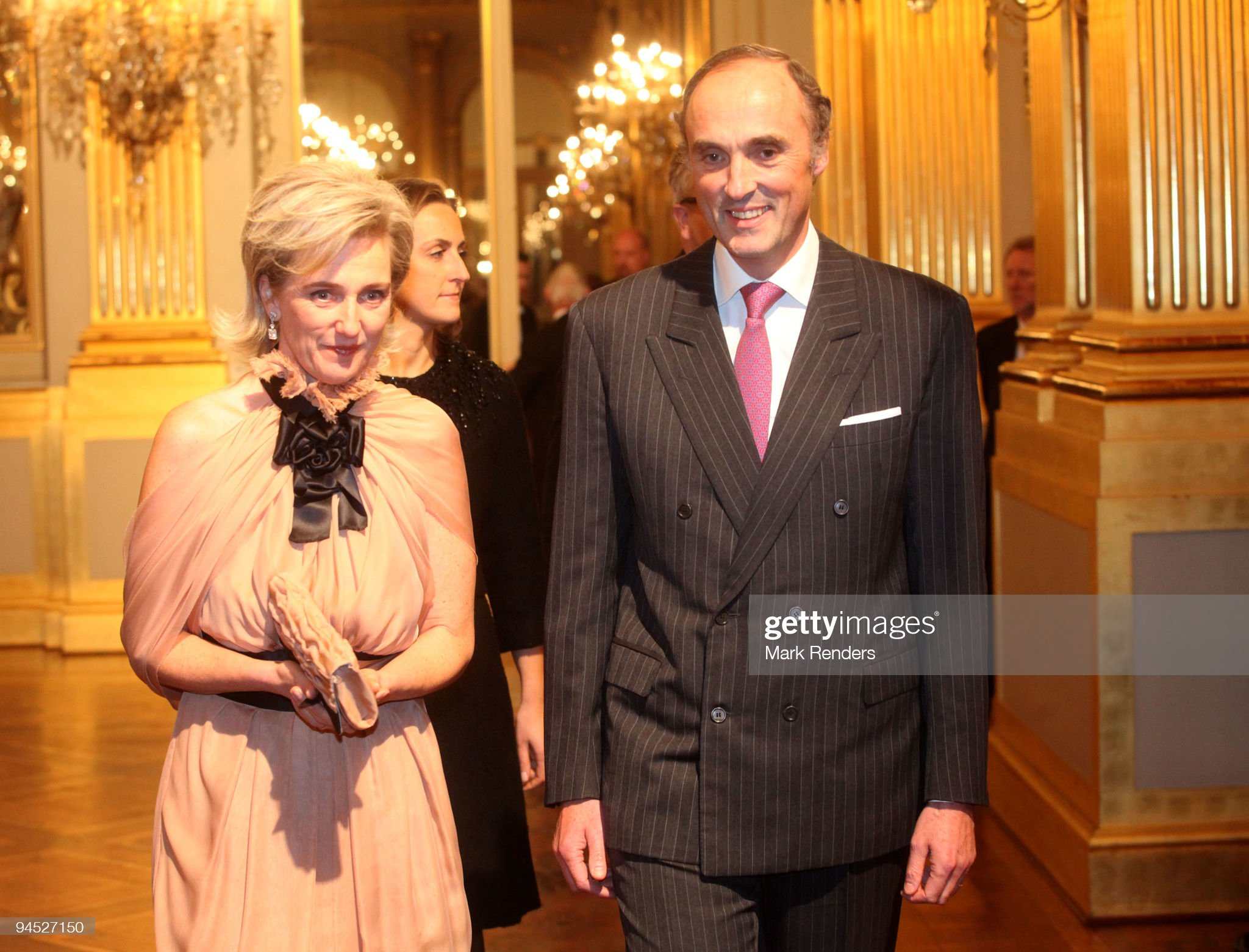 Belgian Royal Family Christmas Concert and Reception : News Photo