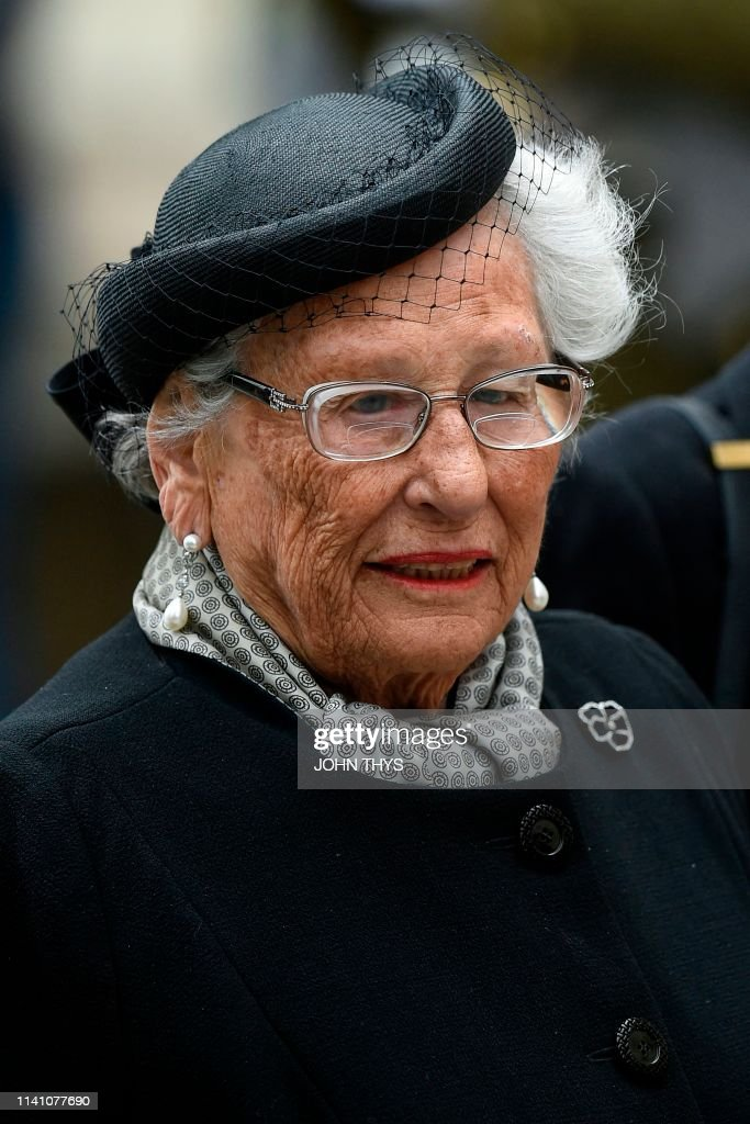 LUXEMBOURG-ROYALS-FUNERALS : News Photo