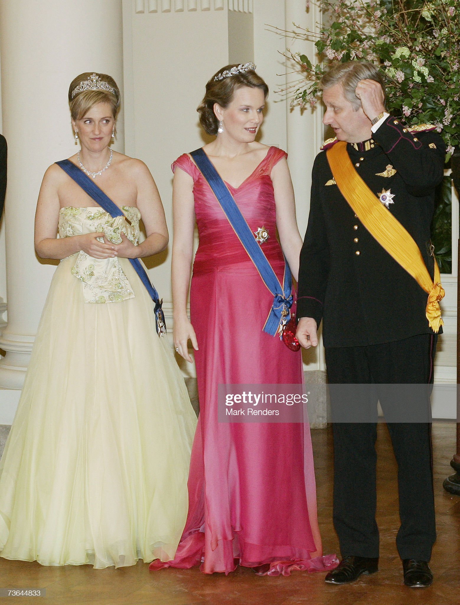Duke and Duchess Of Luxembourg - State Visit : News Photo