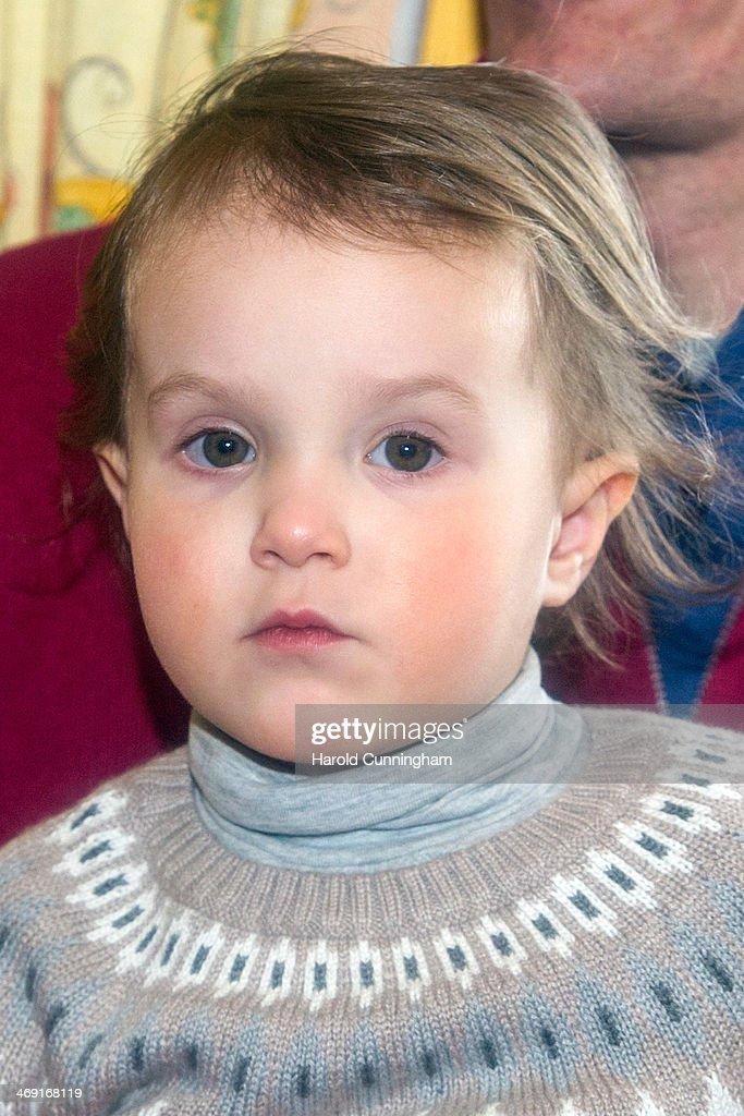Princess Athena of Denmark