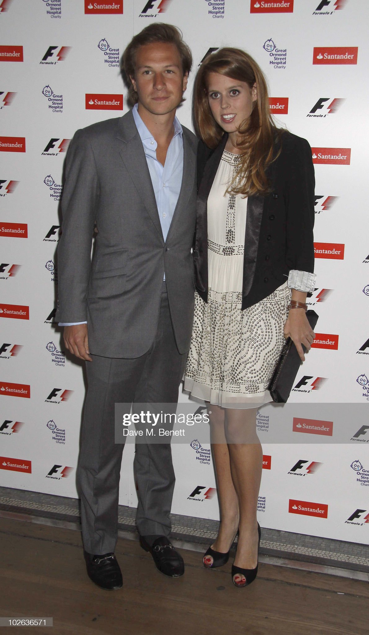 The F1 Party - Inside : News Photo