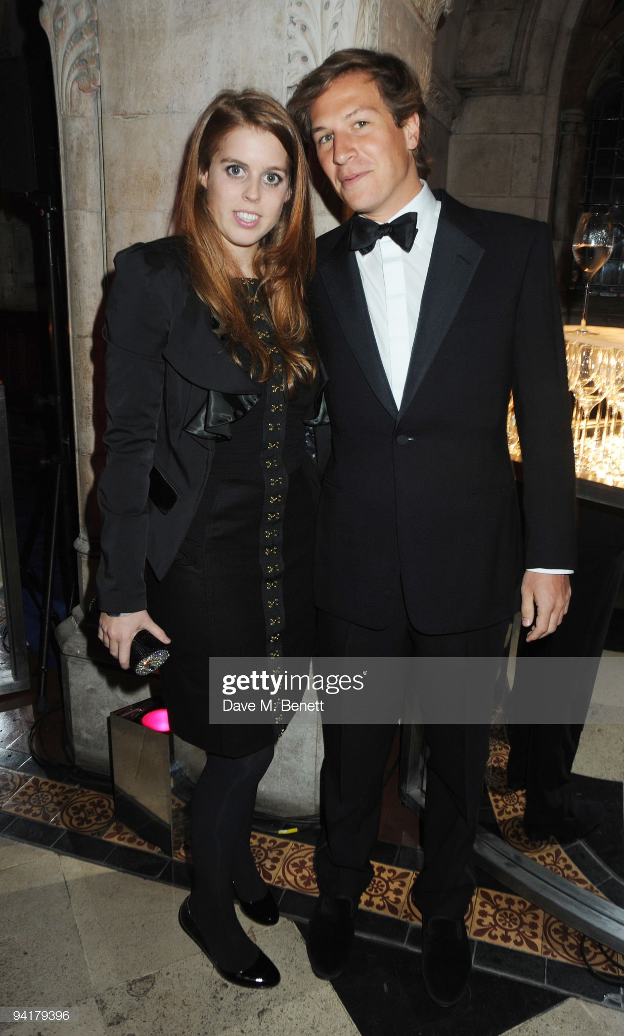 British Fashion Awards - Inside Arrivals : News Photo