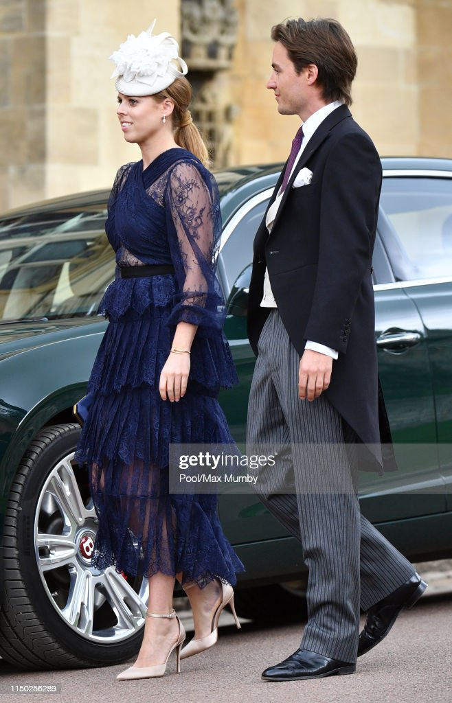 The Wedding Of Lady Gabriella Windsor And Mr Thomas Kingston : Foto jornalística