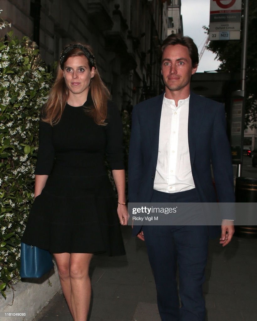 London Celebrity Sightings -  July 9, 2019 : News Photo