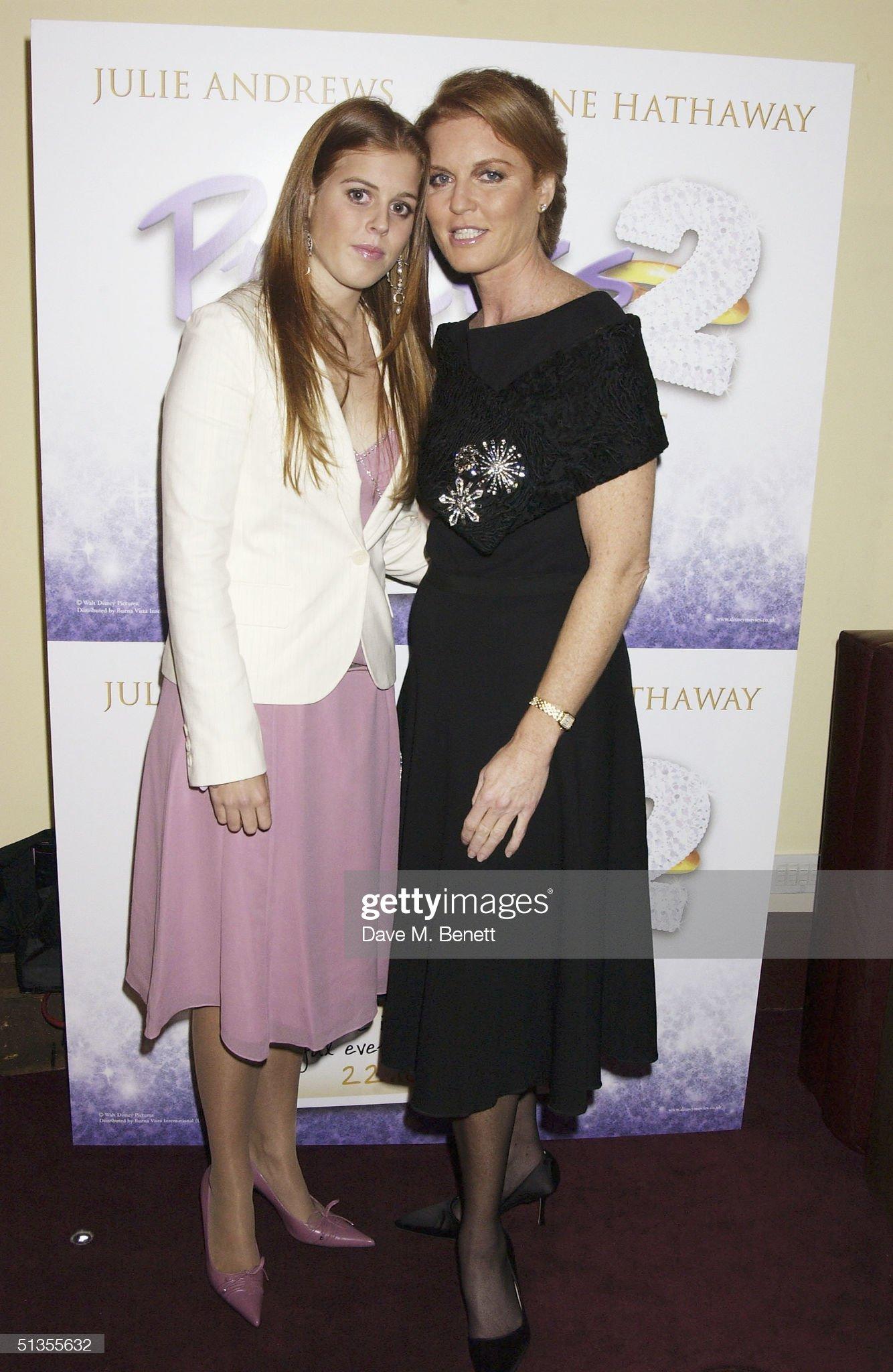UK Premiere - The Princess Diaries 2: Royal Engagement : News Photo