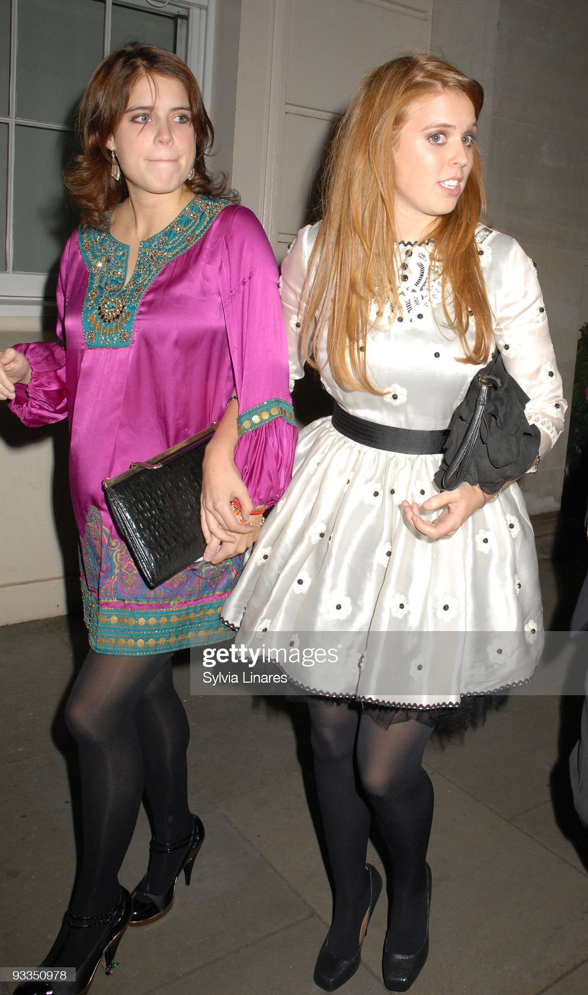 Celebrity Sightings In London - October 15, 2009 : News Photo