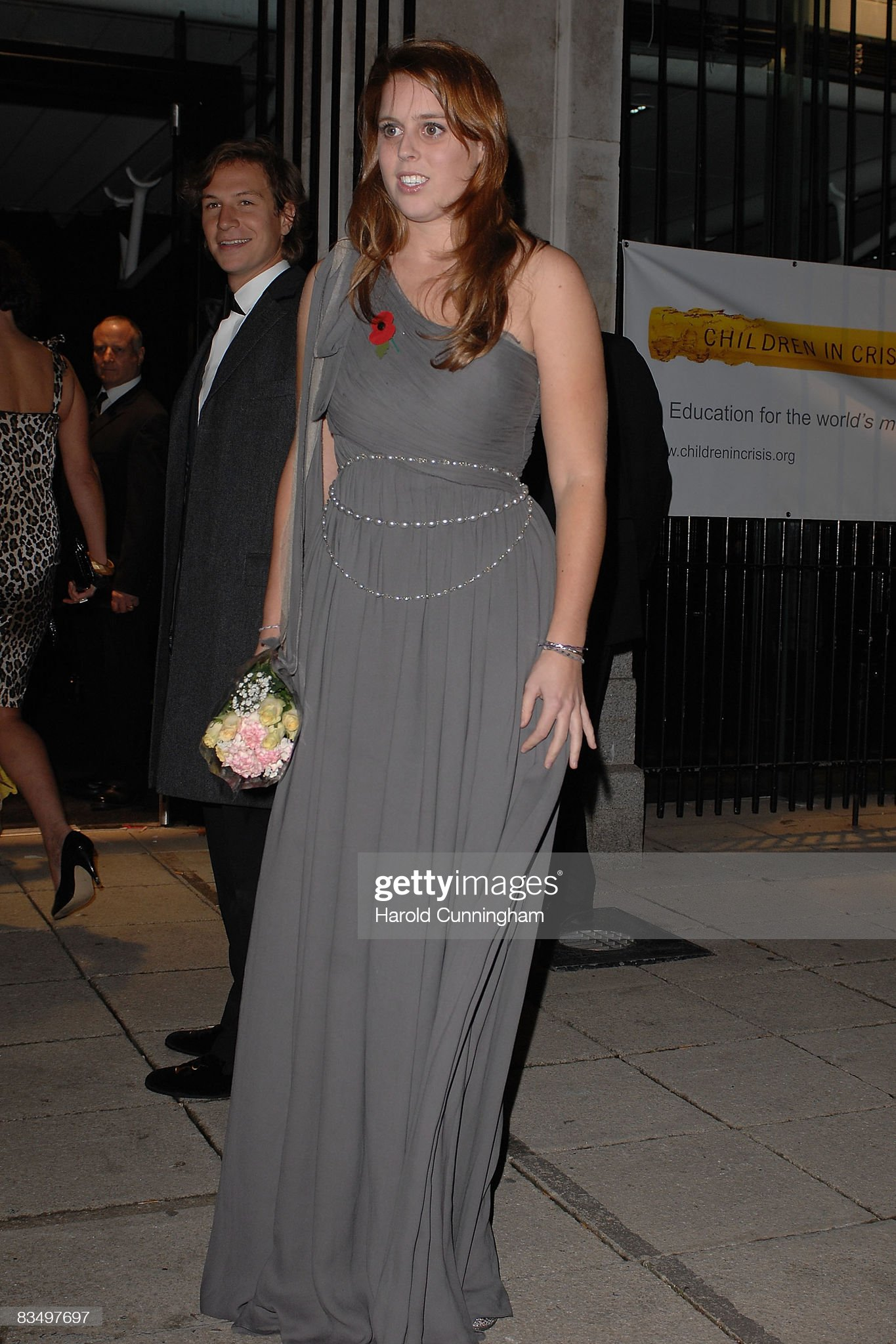 Children In Crisis 15th Anniversary Ball - Arrivals : News Photo