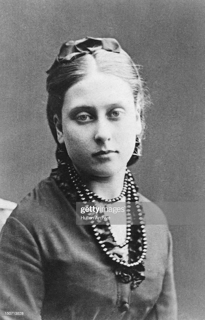 Beatrice Of Battenburg : News Photo