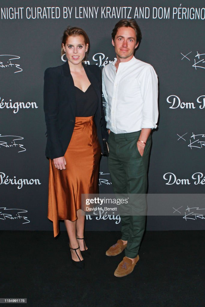 Dom Perignon Host Assemblage Exhibition Curated By Lenny Kravitz : News Photo