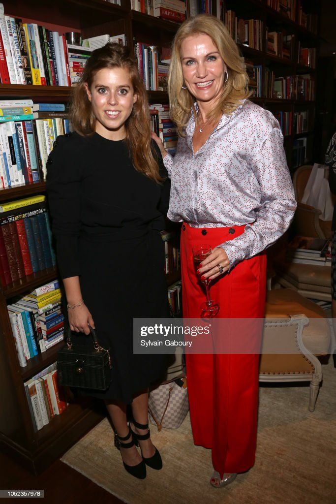Book Launch Party For 'AI Superpowers' By Kai-Fu Lee, Hosted By Arianna Huffington : News Photo