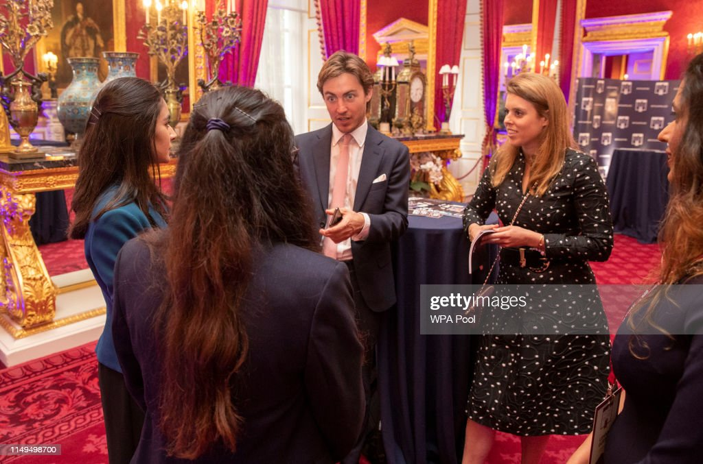Prince Andrew, Duke of York Hosts Pitch@Palace Event : News Photo