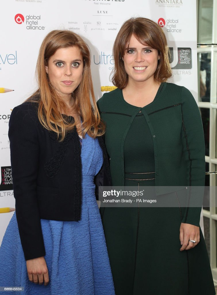 Ultimate Luxury Travel Related Awards - London : News Photo