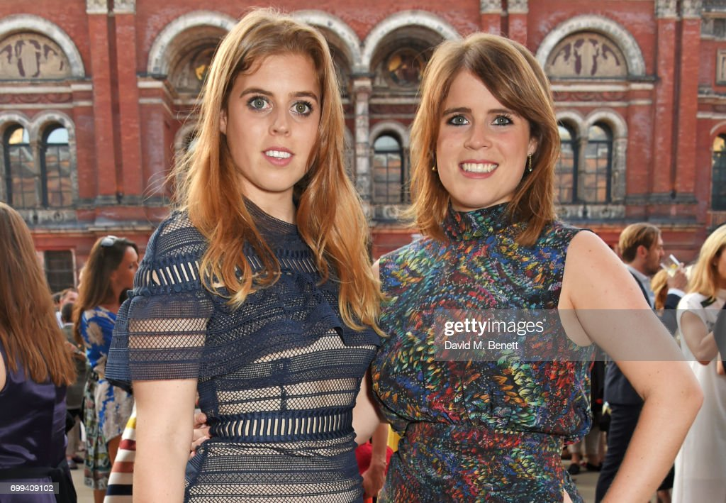 V&A Summer Party In Partnership With Harrods : News Photo