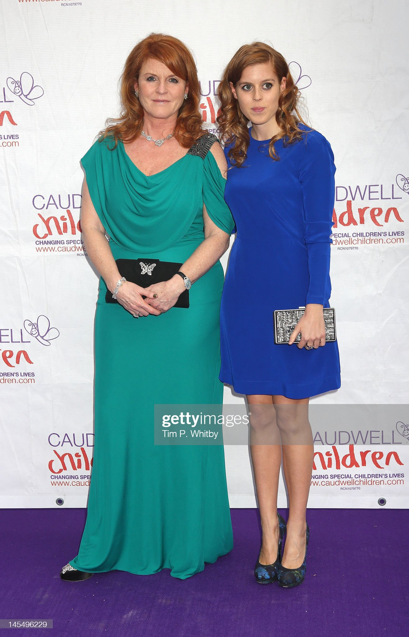 2012 Diamond Butterfly Ball, In Aid Of Caudwell Children : News Photo