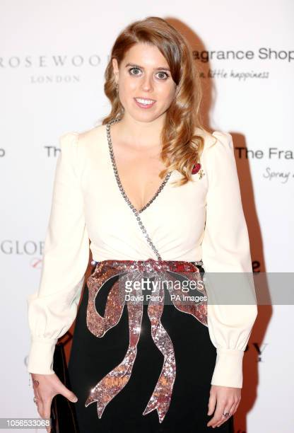 Princess Beatrice of York attending the 9th Annual Global Gift Gala held at the Rosewood Hotel London PRESS ASSOCIATION PHOTO Picture date Friday...