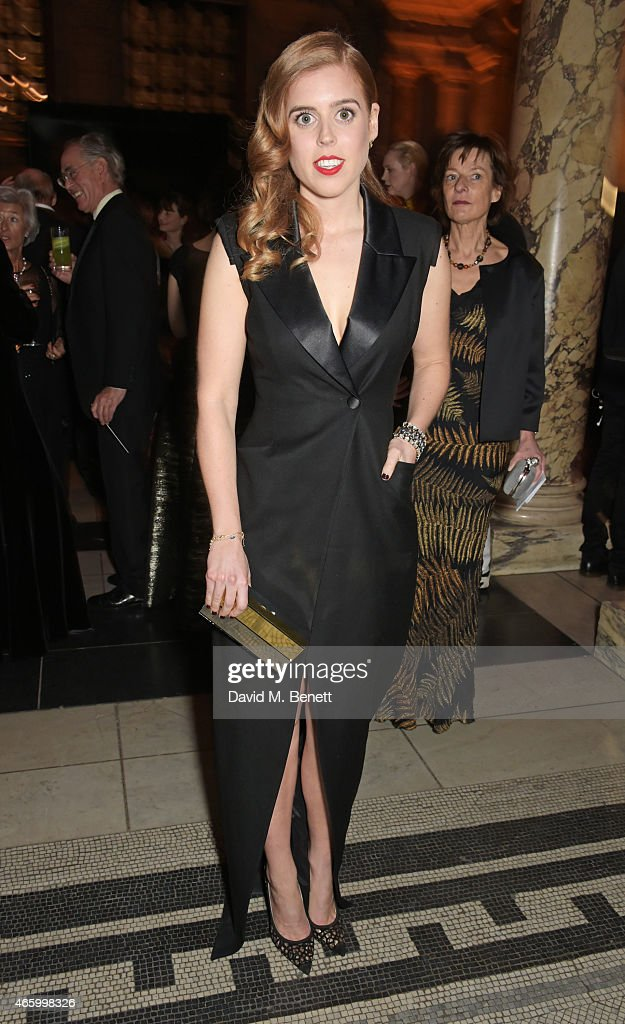 Alexander McQueen: Savage Beauty Fashion Gala At The V&A, Presented By American Express And Kering - Inside