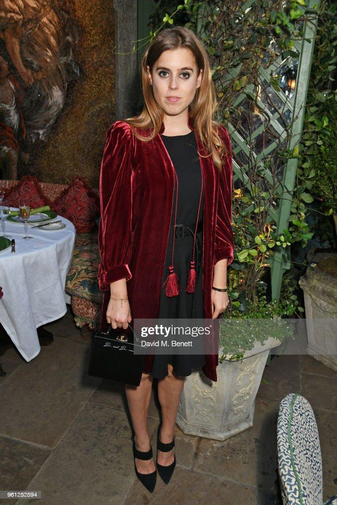 Annabel's & Dior Host RHS Chelsea Flower Show Dinner
