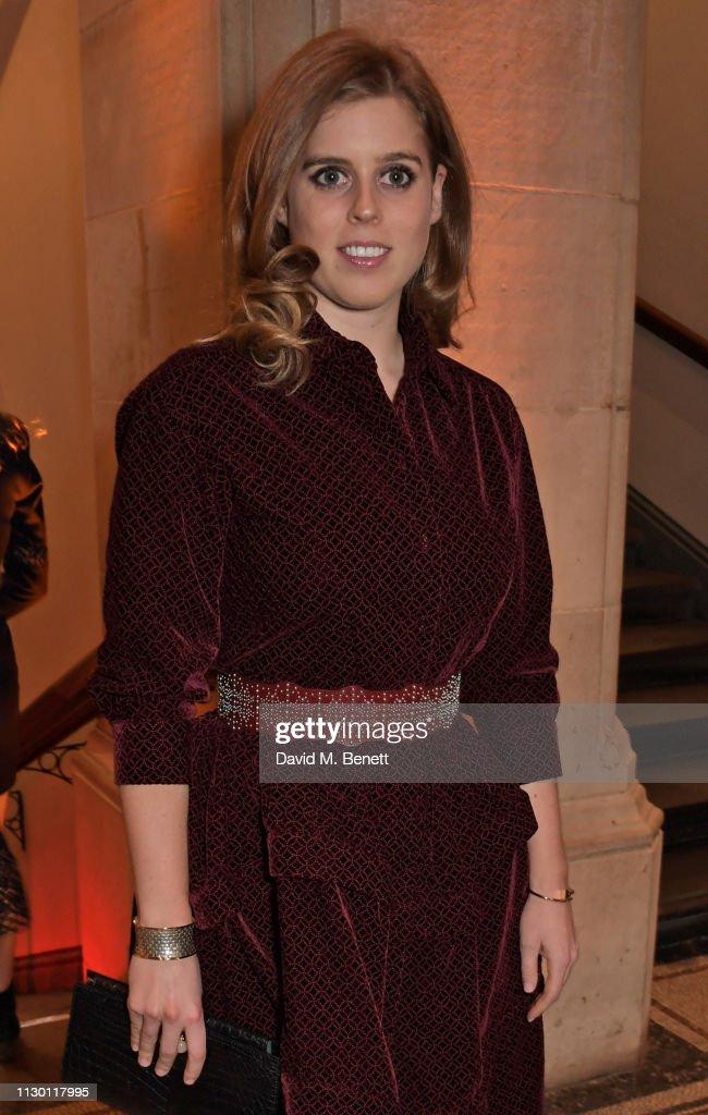 Визит герцогини Кембриджской в Национальную портретную галерею