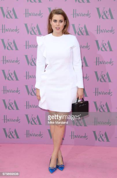 Princess Beatrice of York attends the VA Summer Party at The VA on June 20 2018 in London England