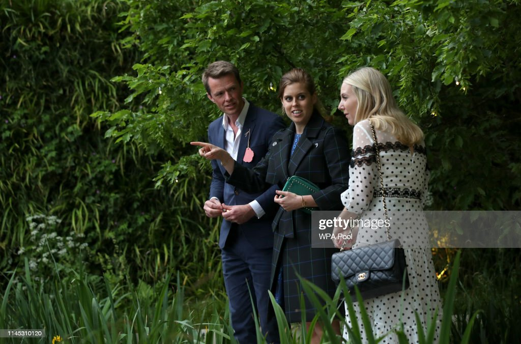 RHS Chelsea Flower Show 2019 - Press Day : News Photo