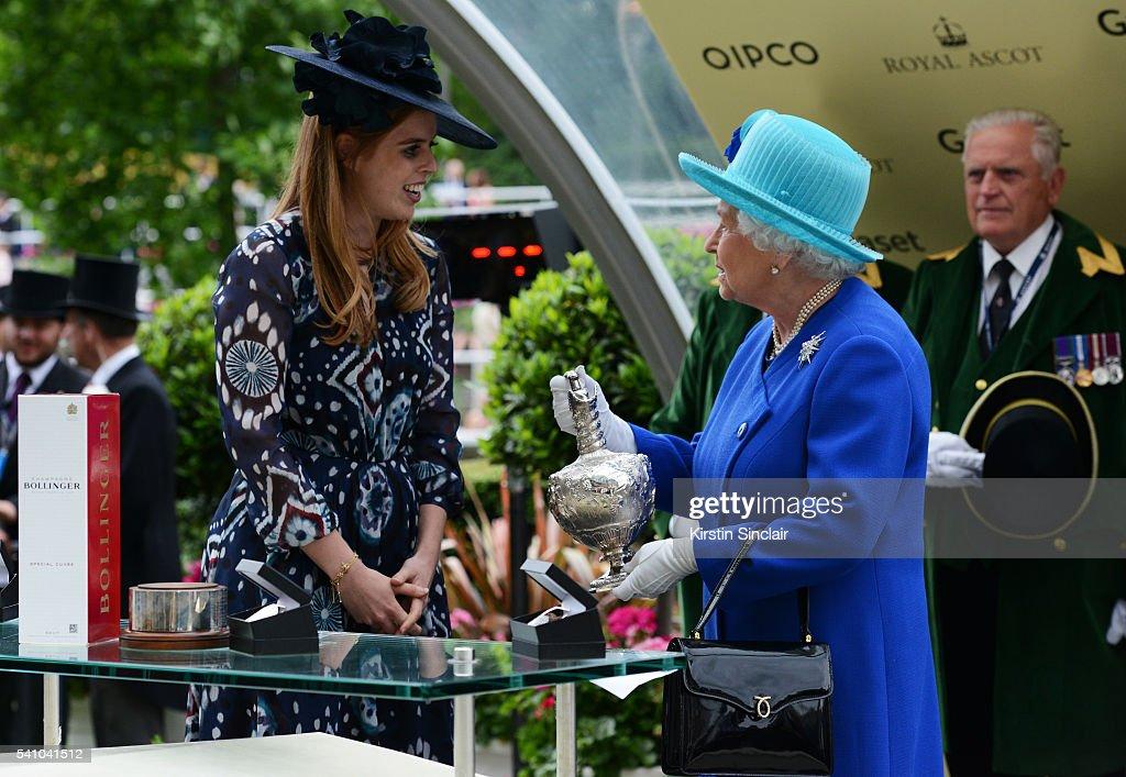 Royal Ascot 2016 - Day 5 : News Photo