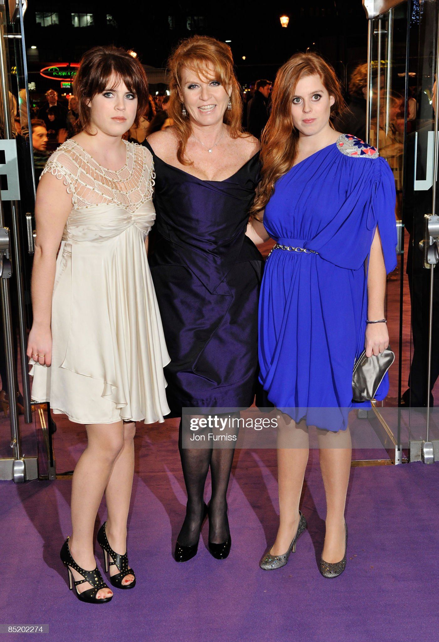 """""""The Young Victoria"""" World Premiere - Inside Arrivals : News Photo"""